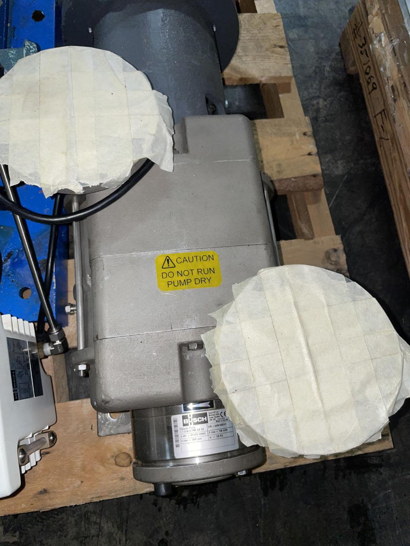 Busch Liquid Ring Vacuum Pump, Model LT0130A, 5 HP