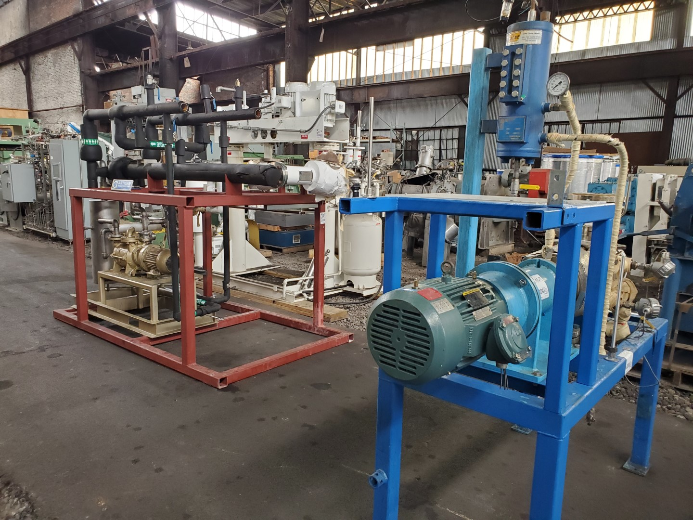 1 Sq Ft Artisan Rototherm Evaporator, Model RTE 1/6, 316L S/S