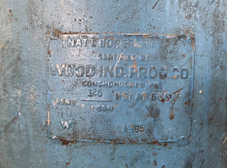 25 HP Hockmeyer Disperser, S/S, XP