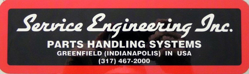 Services Engineering Bottle/Cap Feeder