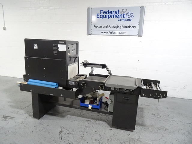 "EASTEY ""L"" BAR SEALER HEAT TUNNEL, MODEL EM16TT"