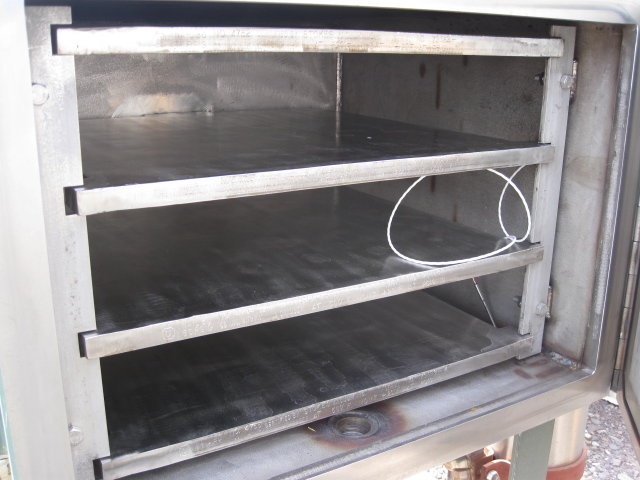 12 SQ FT STOKES VACUUM SHELF DRYER, S/S