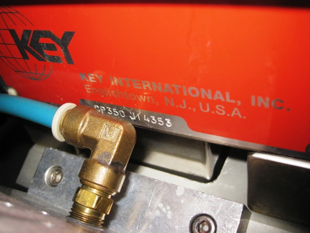 CP350 KEY CAPSULE POLISHER
