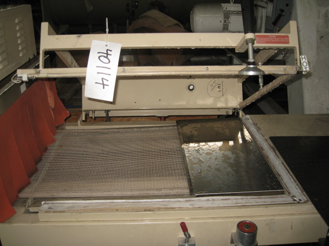 """ALINE SYSTEMS """"L"""" BAR SEALER WITH TUNNEL, MODEL 2428-ST"""