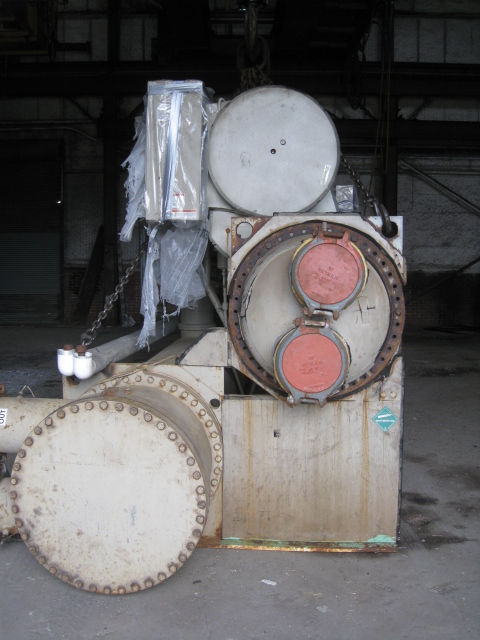800 Ton Mcquay Chiller, Water Cooled