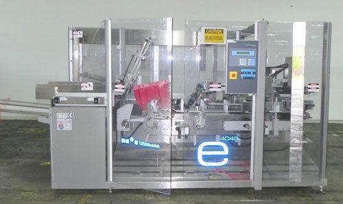 E4040 UHLMANN CASE PACKER