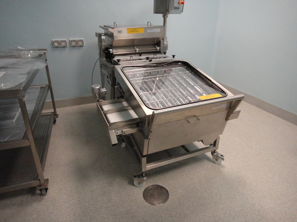 MODEL DIDIKO 8 OTTENSCHLAGER TABLET THICKNESS TESTER