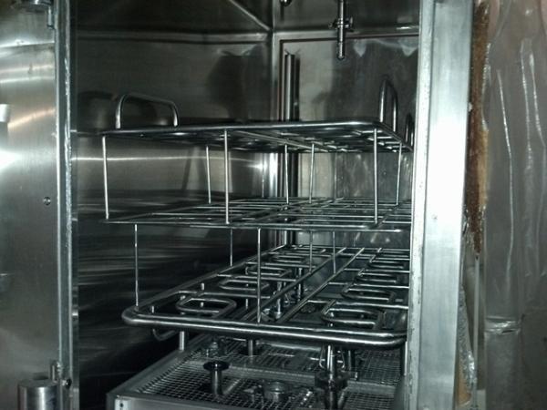 30 CU FT GETINGE GLASSWARE PASS THROUGH WASHER