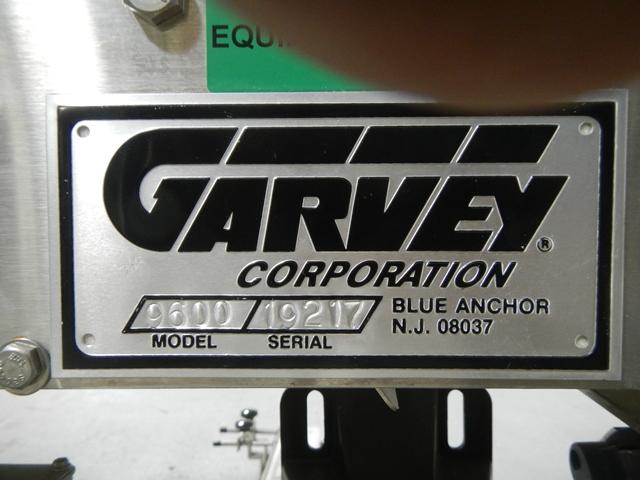 "GARVEY ""U"" CONVERYOR, MODEL 9600"