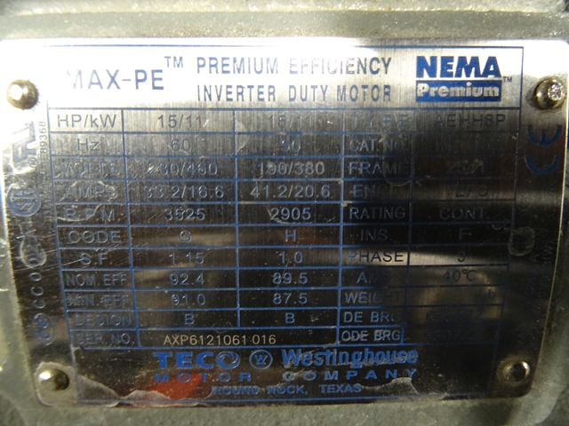 Gala 7 Pelletizing System, 250 GPM