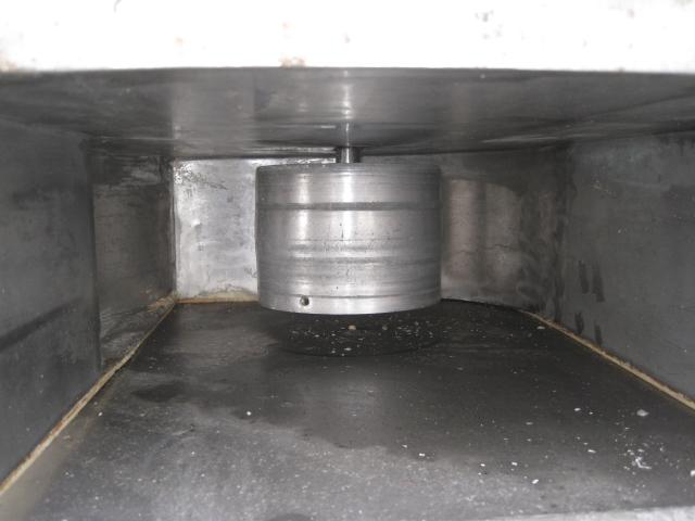 12'' BUCKET ELEVATOR, S/S
