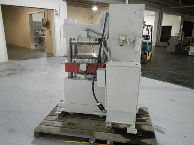 30 TON JH WOOD PRESS
