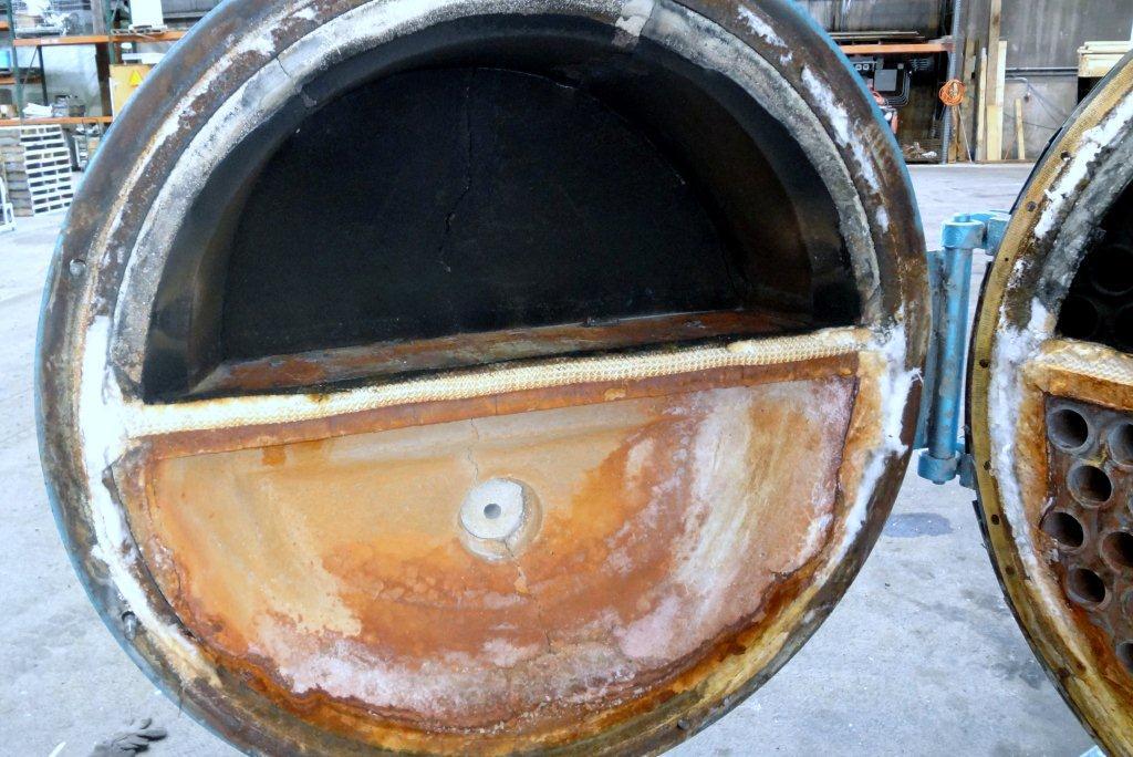 100 HP CLEAVER BROOKS BOILER, MODEL CB-700-100, 150#