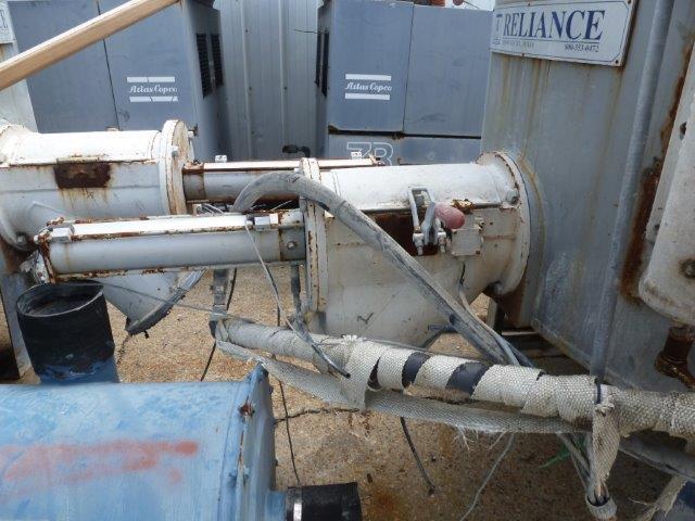 2200 Liter Henschel KM2200B Cooler, S/S