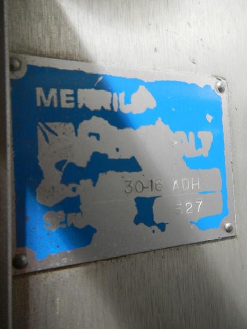 MODEL 30-16 ADH MERRILL PENWALT SLAT FILLER