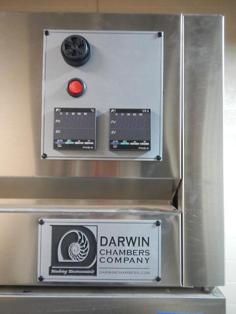 24 CU FT DARWIN ENVIROMENTAL CHAMBER, MODEL KB024