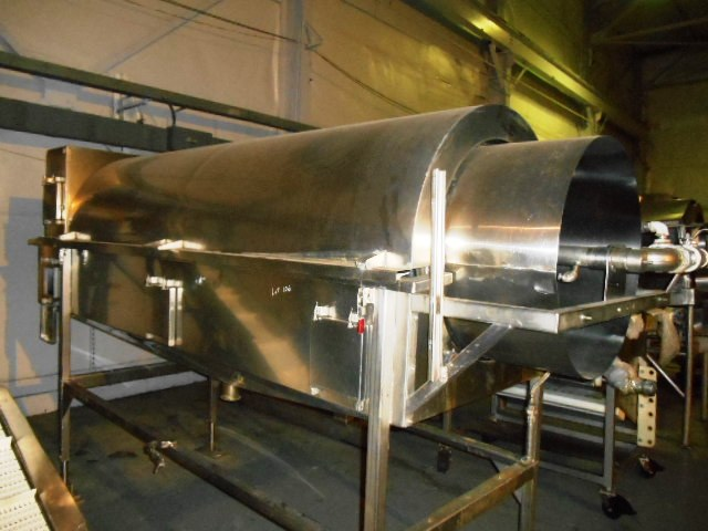 "30"" ROBIN FOOD PROCESSING ROTARY WASHER"