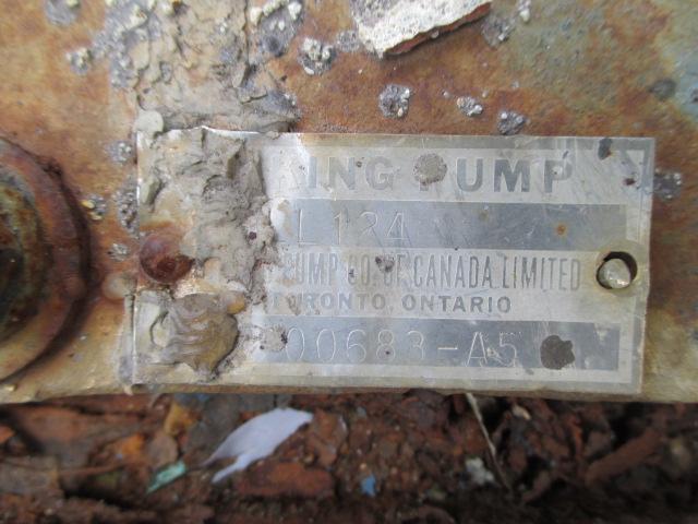 "3"" VIKING ROTARY GEAR PUMP, C/S, 10 HP"