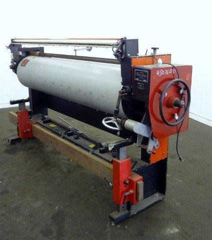 E L HARLEY PLATE PROOFING MACHINE, MODEL P-1884
