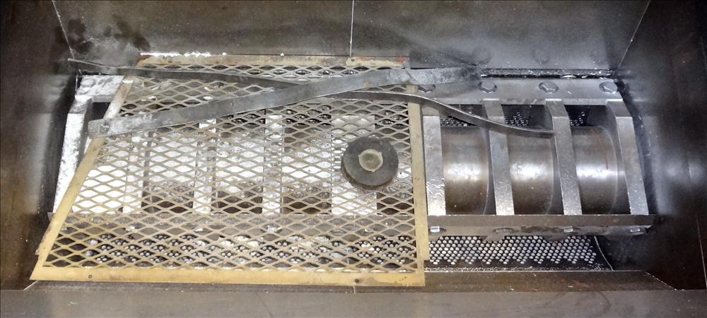 100 HP CUMBERLAND GRANULATOR, MODEL 50