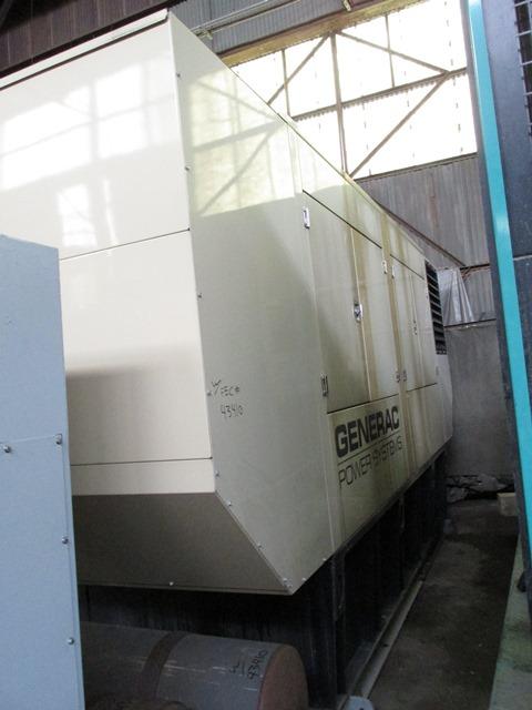 500 KW GENERAC GENSET