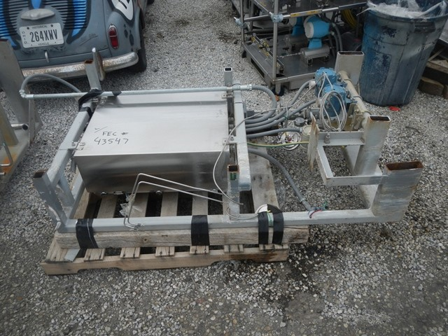 MECO PURE STEAM GENERATOR, MODEL CS1500