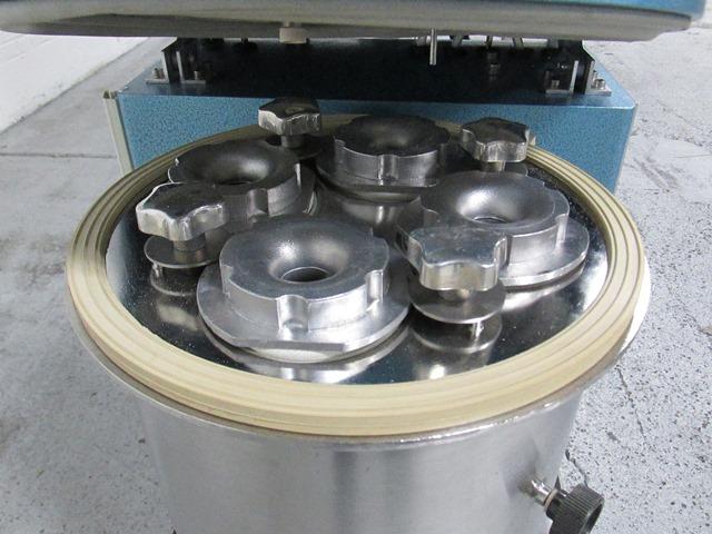 Aeromatic Fluid Bed Dryer, Model Strea 1