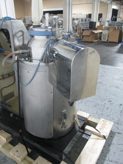 65 Liter TK Fielder High Shear Mixer, s/s, Model PMAV65