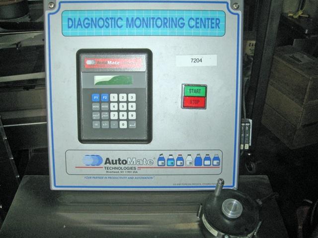 Auto-Mate AM-DP Diagnostic Monitoring Center