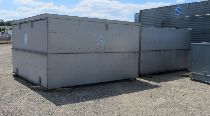 680 TON BAC COOLING TOWER, MODEL VT1-680-PMC