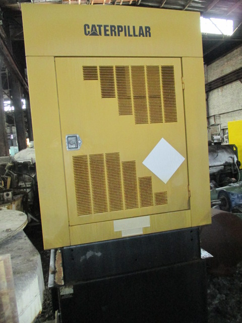 400 KW CATERPILLAR GENSET