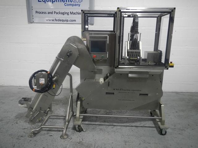 ACKLEY MACHINE BRANDING UNIT, MODEL 01711-0002
