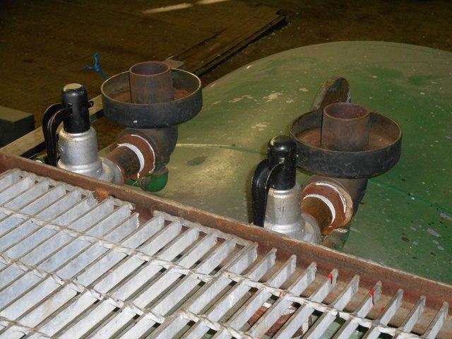350 HP JOHNSTON PACKAGE STEAM BOILER