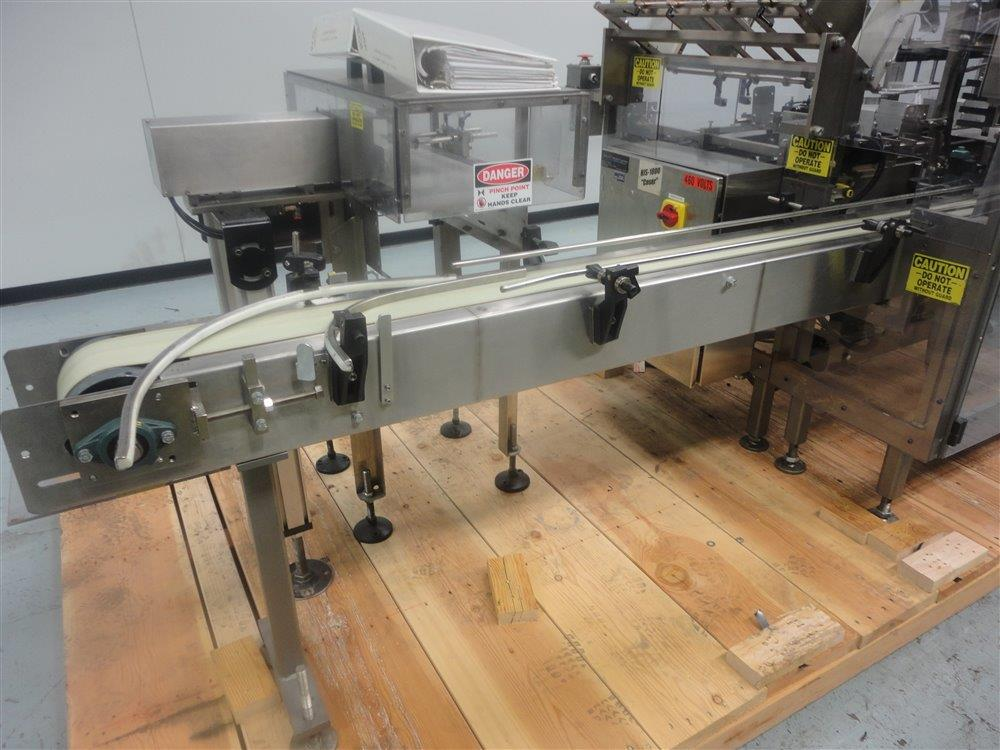 MGS CASE PACKER, MODEL HIS-1800