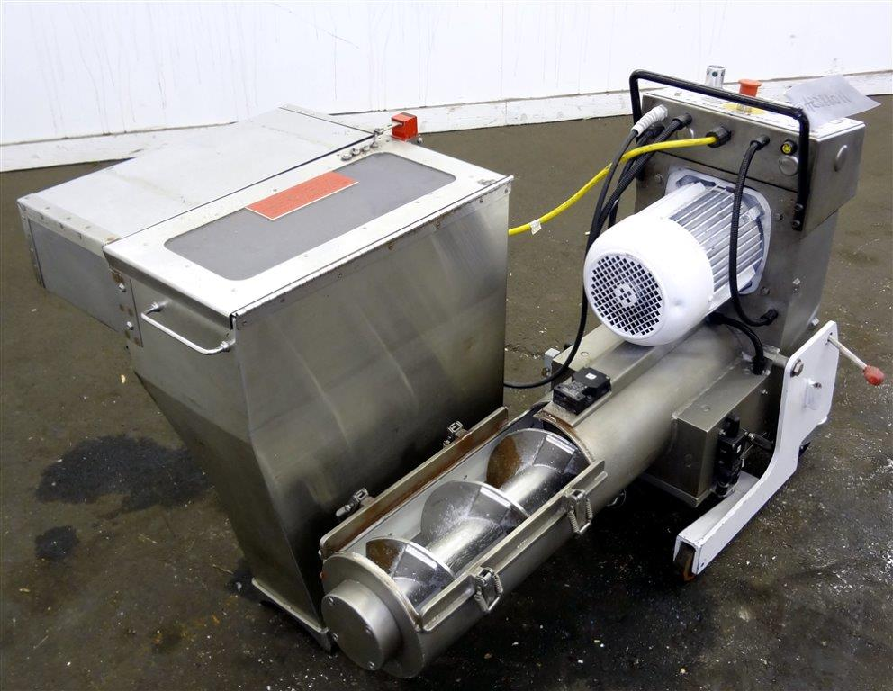 3.5 KW PLASTIC RECYCLING MACHINERY GRINDER, MGK 400/175TL