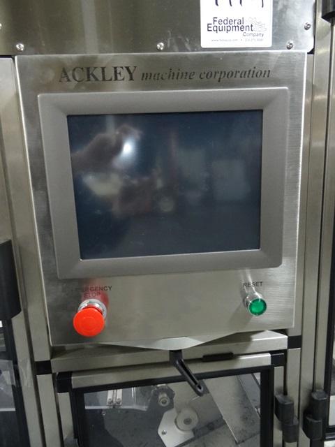 ACKLEY TABLET PRINTER, MODEL 01711-00004