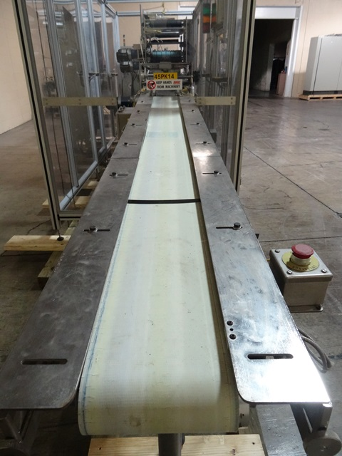 Scandia 732 Flow Wrapper
