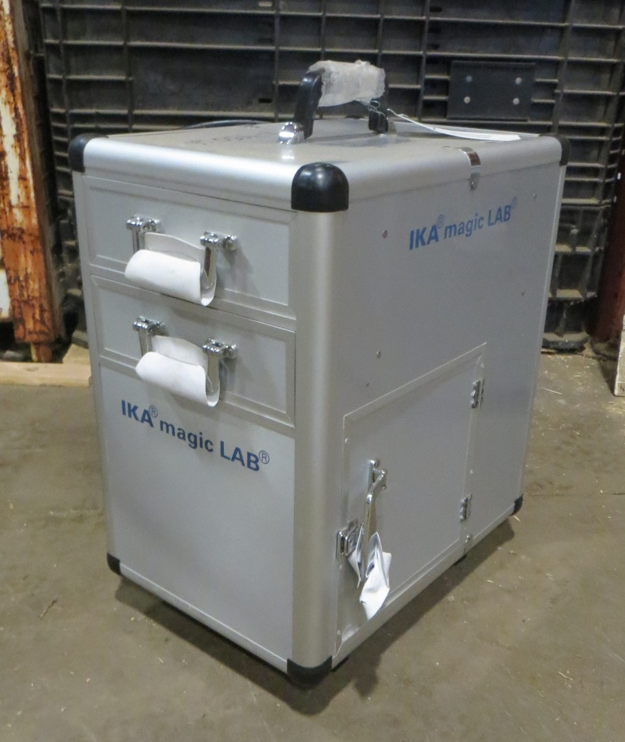 IKA Magic Lab Mixer, S/S