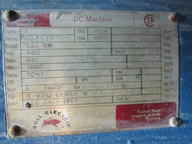92MM MARIS PELLETIZING EXTRUSION LINE