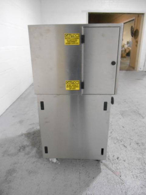 VECTOR COATING PAN, MODEL LCDS-3, S/S