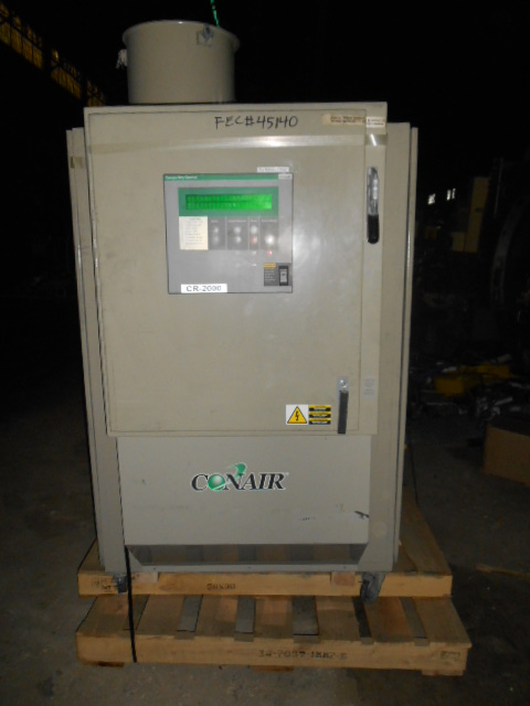 10 HP CONAIR BLOWER SYSTEM, MODEL CR2000