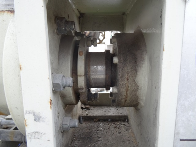 PM20 STS DRAISWERKE COLLOID MILL, S/S