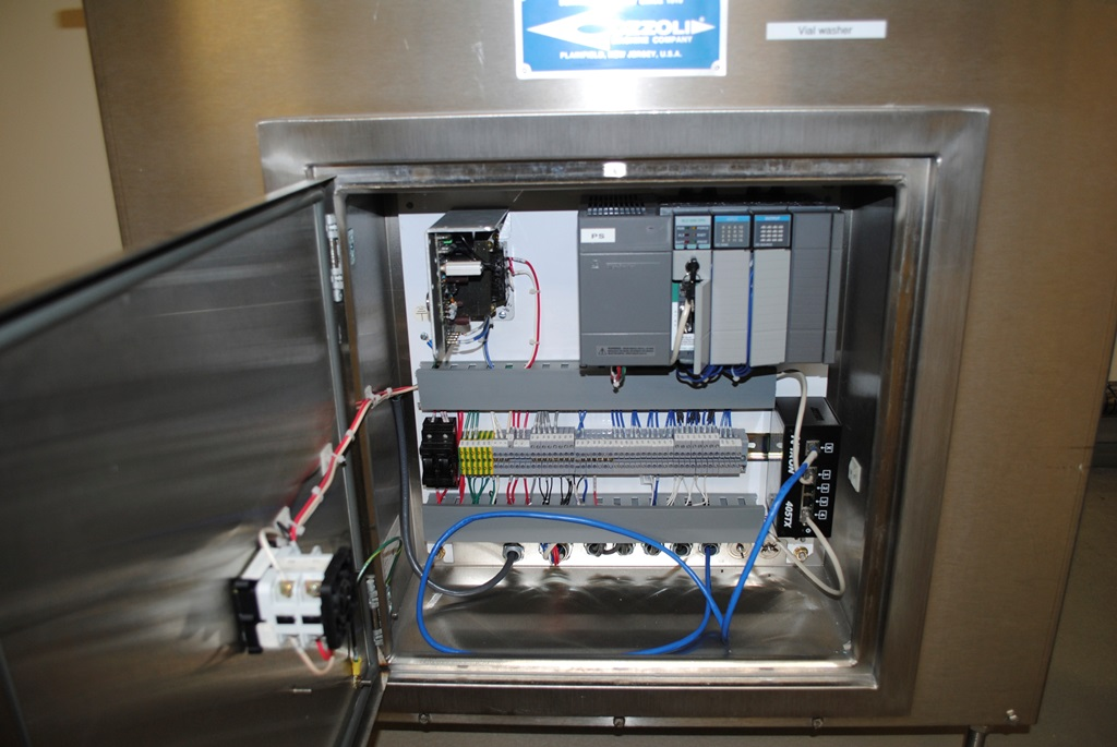 Cozzoli Batch Style Vial and Ampule Washer, Model GW24, S/S