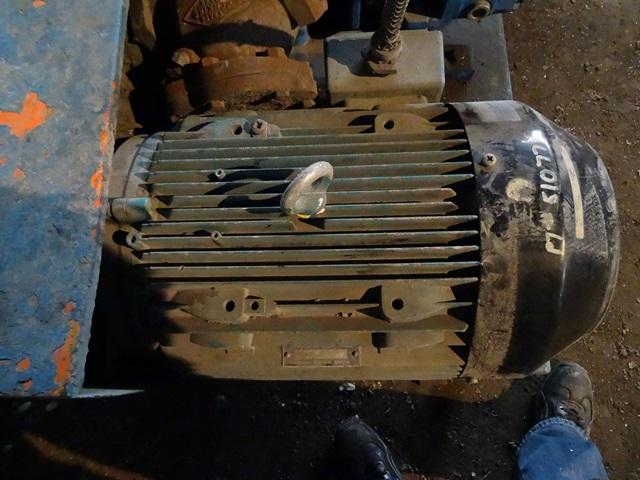 20 HP BLOWER ENGINEERING, MODEL TRI LOBE TL6