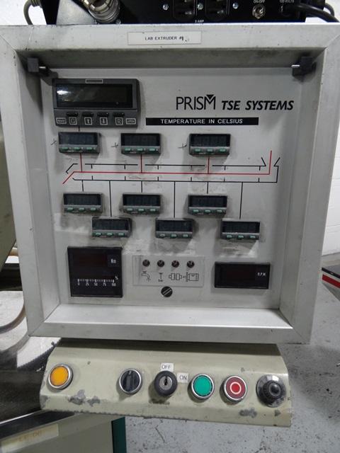 PRISM PELLETIZING LINE, MODEL TSE 24TC