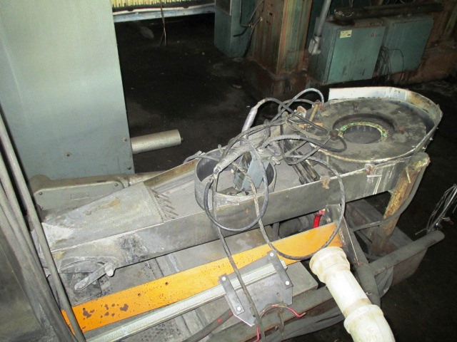 "4.5"" NRM / BERINGER WATER RING PELLETIZING LINE"