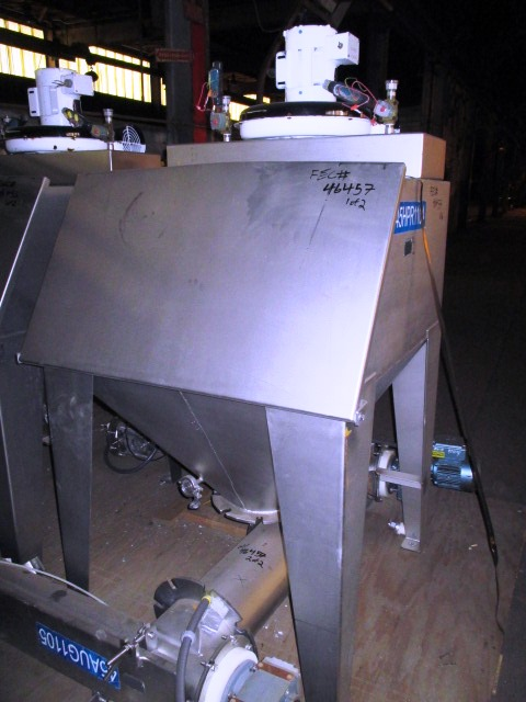 DYNAMIC AIR BAG BREAKER, SERIES 319, 304 S/S