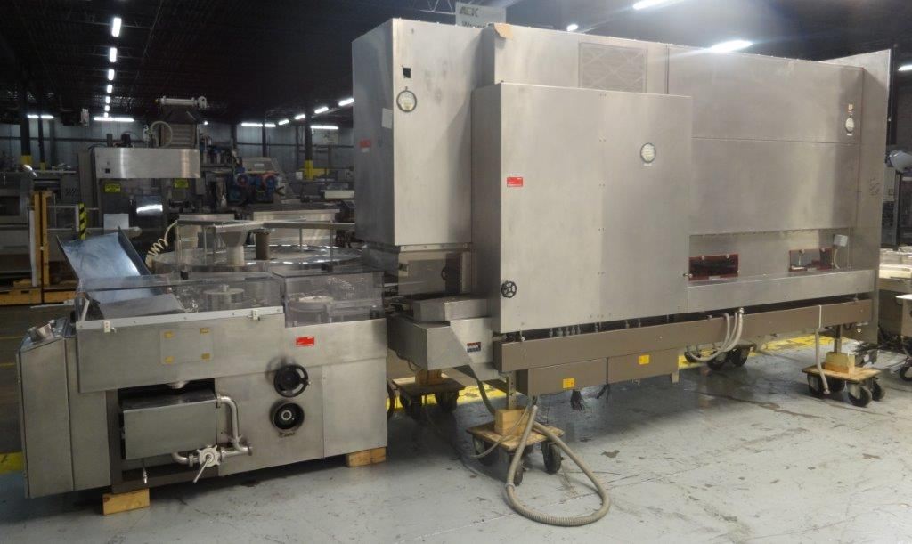 BOSCH TL SYSTEM VIAL AND AMPOULE LIQUID FILLING LINE