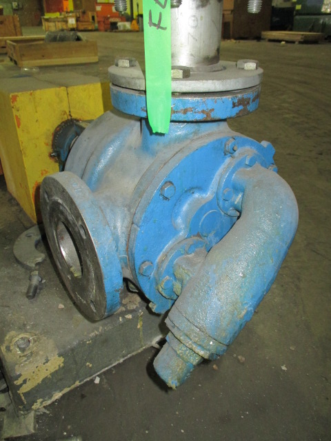 "3"" VIKING ROTARY GEAR PUMP, S/S, 5 HP"