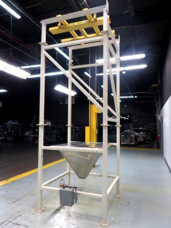SUPERSACK UNLOADING STAND